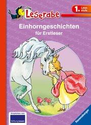 Einhorngeschichten für Erstleser - Leserabe 1. Klasse - Erstlesebuch für Kinder ab 6 Jahren