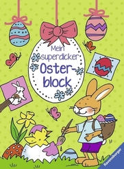 Mein superdicker Osterblock