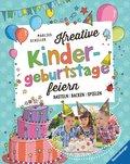 Kreative Kindergeburtstage feiern