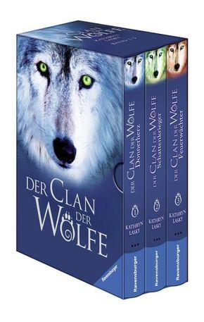Der Clan der Wölfe (3 Bücher)