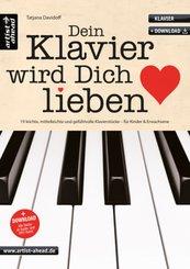 Dein Klavier wird Dich lieben - Bd.1