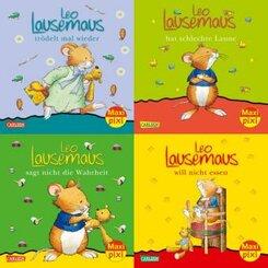Neues von Leo Lausemaus, 4 Hefte