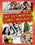 Das ultimative Comic-Malbuch