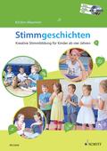 Stimmgeschichten, m. 1 Audio-CD + 1 DVD