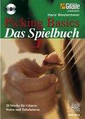 Picking Basics, Das Spielbuch, m. Audio-CD - Bd.1