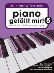Piano gefällt mir!, Klebebindung - Bd.5