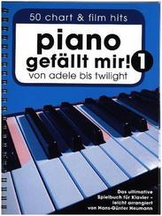 Piano gefällt mir!, Spiralbindung - Bd.1