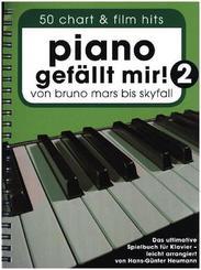 Piano gefällt mir!, Spiralbindung - Bd.2