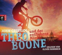Theo Boone und der entflohene Mörder, 4 Audio-CDs