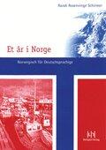 Et år i Norge: Lehrbuch mit Schlüssel und Audio-CD