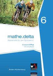 mathe.delta, Ausgabe Baden-Württemberg: Schätz, Ulrike;Kleine, Michael