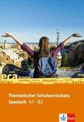 Thematischer Schulwortschatz Spanisch A1-B2