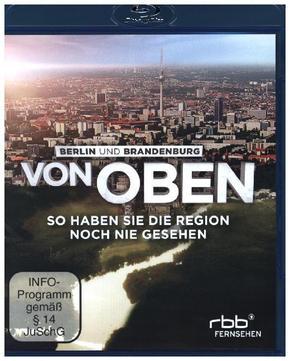 Berlin und Brandenburg von Oben, 1 Blu-ray