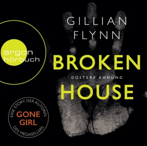 Broken House - Düstere Ahnung, 1 Audio-CD