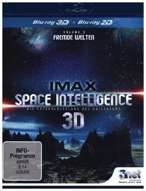 Fremde Welten, 1 Blu-ray (3D +2D)