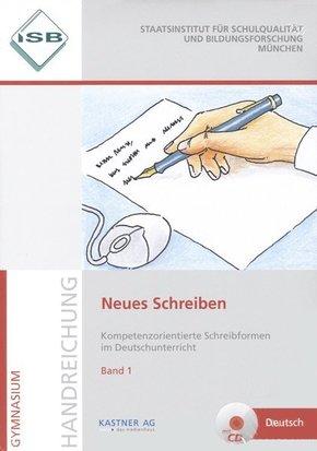 Neues Schreiben, 2 Bde. m. CD-ROM