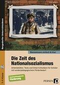 Die Zeit des Nationalsozialismus, m. CD-ROM
