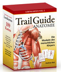 Trail Guide Anatomie, 189 Lernkarten - Vol.2