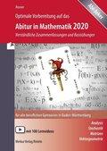 Optimale Vorbereitung auf das Abitur in Mathematik 2020