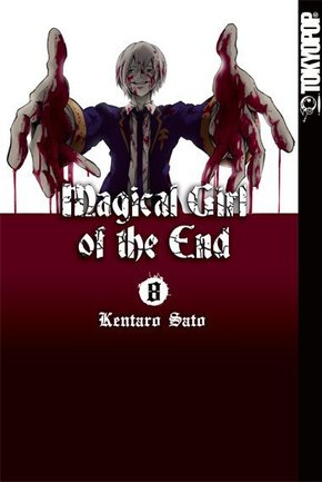 Magical Girl of the End - Bd.8
