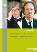 Wim Wenders und Peter Handke