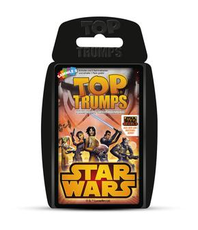 Top Trumps, Star Wars™ Rebels (Spiel)