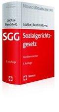 Sozialgerichtsgesetz (SGG), Handkommentar
