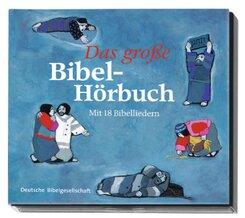Das große Bibel-Hörbuch, 2 CD-Audio