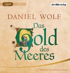 Das Gold des Meeres, 2 Audio-CD, MP3