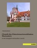 Chronik des Zisterzienserinnenklosters Marienstern