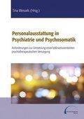Personalausstattung in Psychiatrie und Psychosomatik