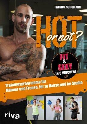 Hot or not?  Trainingsprogramme für Männer und Frauen, für zuhause und im Studio