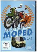 DDR Zweiradsalon Moped & Co., 1 DVD
