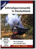 Schmalspurromantik in Deutschland, 2 DVDs