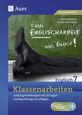 Klassenarbeiten Englisch 7, m. CD-ROM