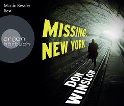 Missing. New York, 6 Audio-CDs