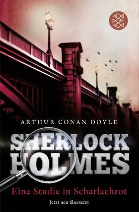 Sherlock Holmes - Eine Studie in Scharlachrot