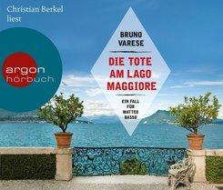 Die Tote am Lago Maggiore, 5 Audio-CDs