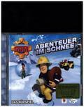 Feuerwehrmann Sam - Abenteuer im Schnee, 1 Audio-CD
