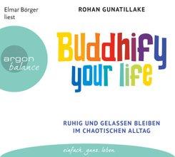 Buddhify your life, 3 Audio-CDs