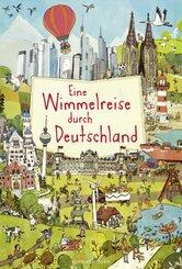Eine Wimmelreise durch Deutschland
