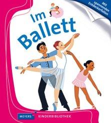 Im Ballett - Meyers Kinderbibliothek