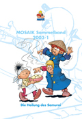 Mosaik Sammelband - Die Heilung des Samurai