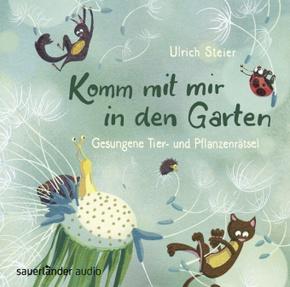 Komm mit mir in den Garten, 1 Audio-CD