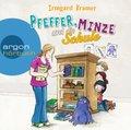 Pfeffer, Minze und die Schule, 1 Audio-CD