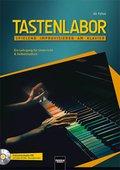 Tastenlabor, m. CD-ROM
