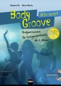 BodyGroove Advanced, m. DVD