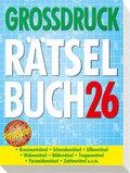 Großdruck-Rätselbuch - Tl.26