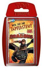 Top Trumps, Dragons (Spiel)