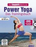 Die SimpleFit-Methode - Power Yoga - Das Trainingsbuch, m. 1 DVD